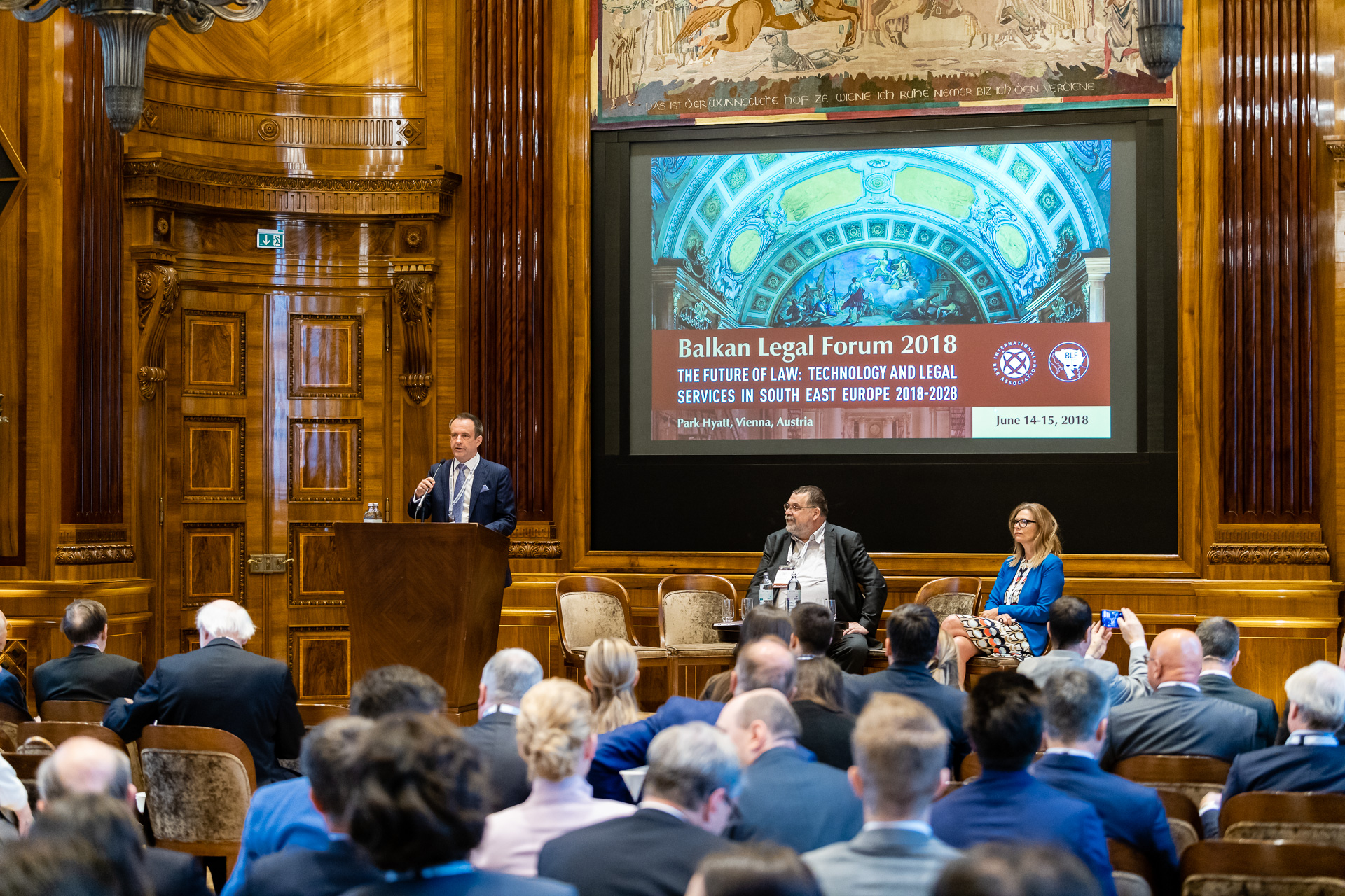 The 10th edition of the Balkan Legal Forum in Vienna – A Tremendous Success